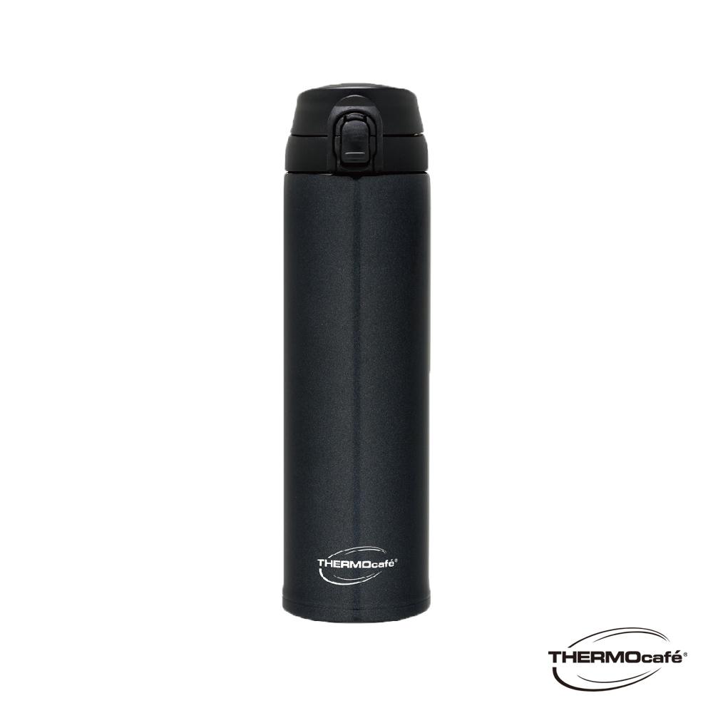 THERMOcafe凱菲不鏽鋼真空彈蓋保溫瓶0.6L