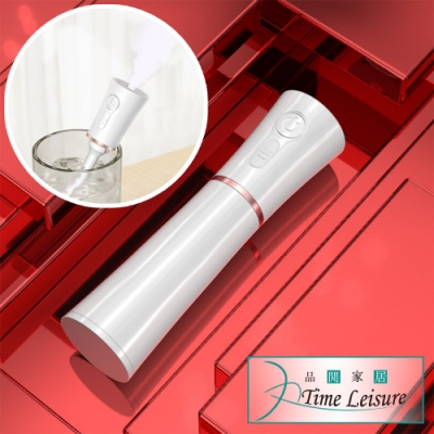 Time Leisure 窈宨佳人USB空氣清淨加濕器/臉部保濕補水儀