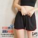 【Run Power】吸排拼色滾邊運動短褲(暗紅) product thumbnail 1