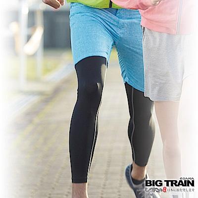 BIG TRAIN 全地域街頭短褲-男-淺藍牛仔