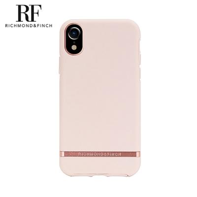RF瑞典手機殼 玫瑰金線框-玫瑰粉 (iPhone XR 6.1吋)