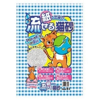4入組-日本HINOKI《喜諾環保紙砂》8L