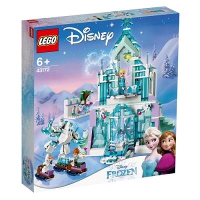 樂高LEGO 迪士尼公主系列 - LT43172 Elsa s Magical Ice P