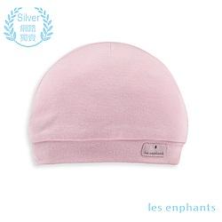les enphants 精梳棉系列素面嬰幼兒帽子(共3色)