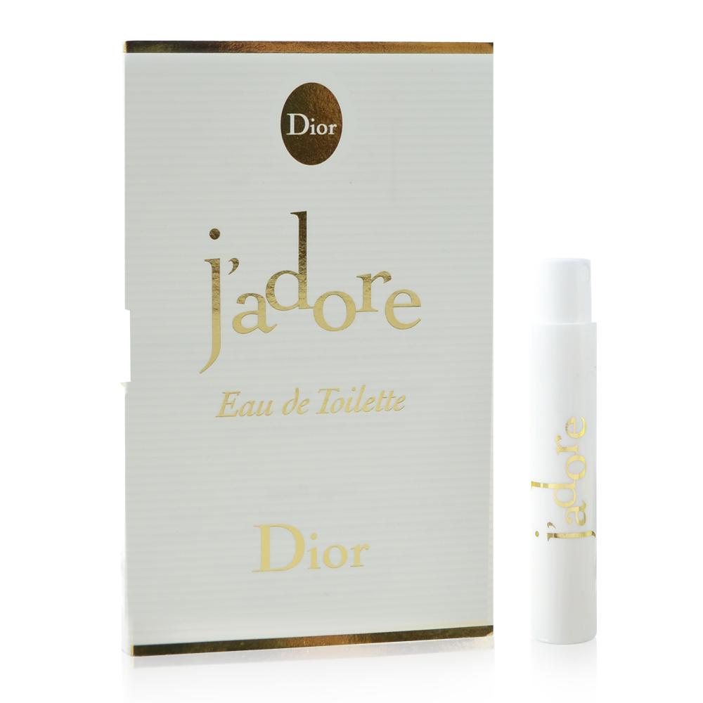 Dior 迪奧 J adore 真我宣言 針管小香 女性淡香水 1ml @ Y!購物