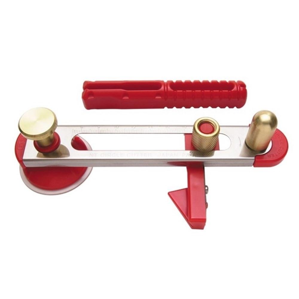 日本NT Cutter切圓刀切圓器割圓器CP-1P(無針孔5-20cm)適塑膠板圓形切割刀割圓刀