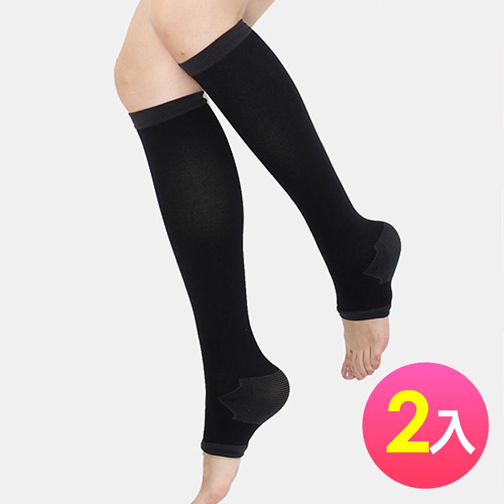 non-no儂儂 塑腿襪睡眠襪 200丹美腿塑型-小腿(2雙)