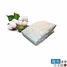 海夫 EverSoft 有機棉 床包式 嬰兒床 保潔墊 70x130x10cm