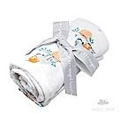 美國 Angel Dear 竹纖維嬰幼兒包巾禮盒 (小樹懶)