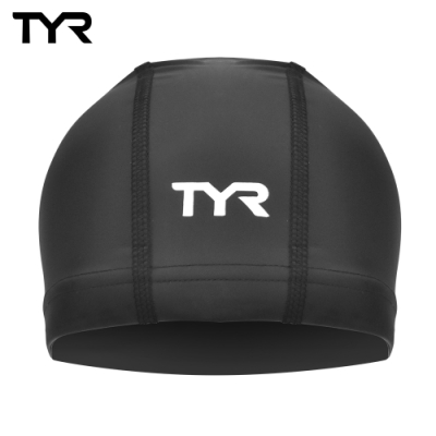 美國TYR 成人萊卡泳帽 Lycra Pu