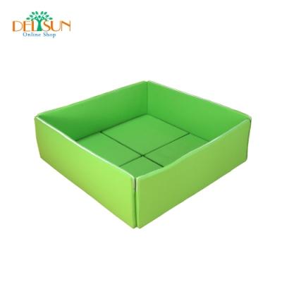 DELSUN 多功能球池地墊 果綠