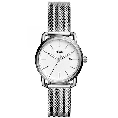 FOSSIL 經典當代米蘭錶(ES4331)-34mm