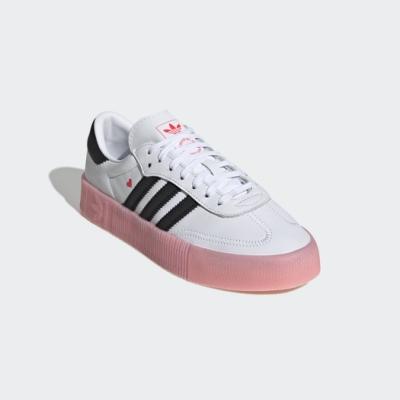 adidas SAMBAROSE 經典鞋 女 EF4965