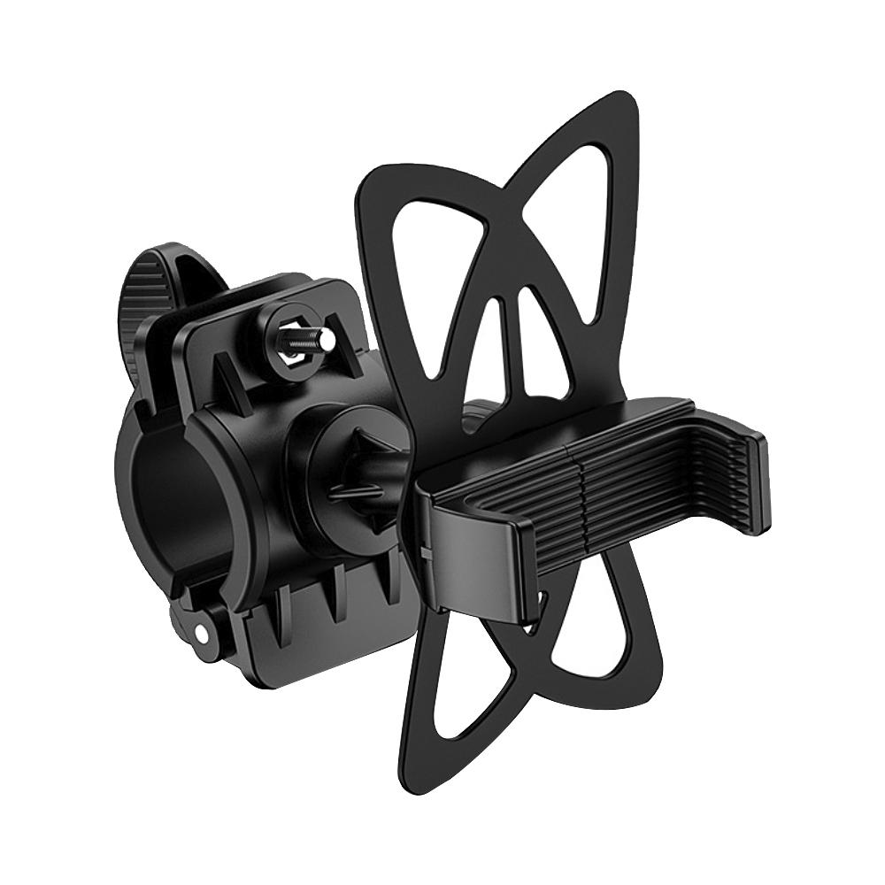 RAXFLY 單車手機支架 360度旋轉式 腳踏車/電動車/摩托車手機導航支架 product image 1