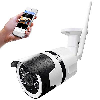 JW13 室外防水型智慧偵測網路監視攝影機