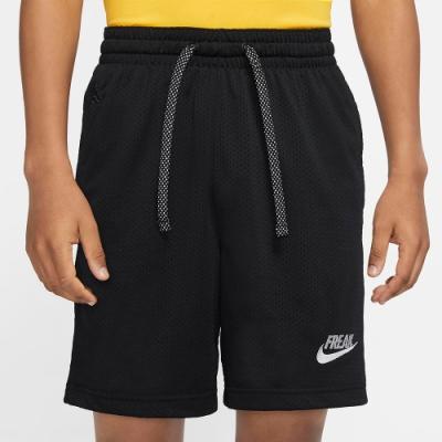 NIKE 運動短褲 籃球 慢跑 訓練 運動 男款 黑 CK6213010 AS GIANNIS M NK SHORT FREAK