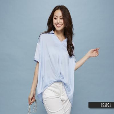 新降【KiKi】上班族系列-上衣(二色)