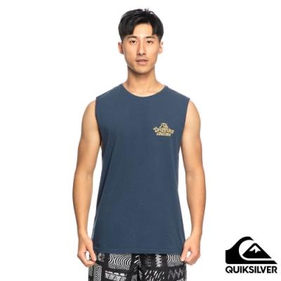 【QUIKSILVER】SURF SAFARI MUSCLE 背心 海軍藍