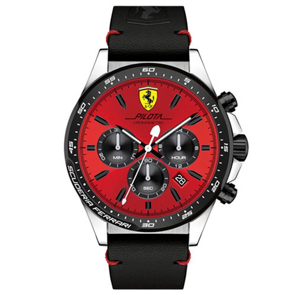 FERRARI 法拉利極勁計時腕錶-45mm