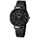 Geneva 日內瓦-美式優雅變化數字時標女錶 (5色任選)