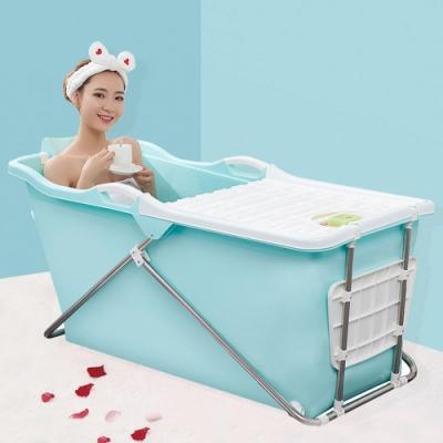 ANDYMAY2 折疊式加寬加大成人沐浴泡澡桶 AM-Q601