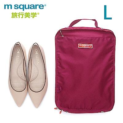 m square商旅系列Ⅱ便攜鞋靴包L