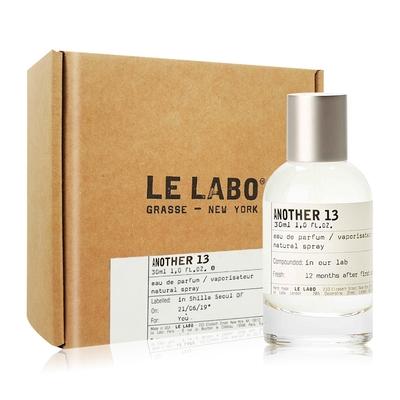 Le Labo 龍涎香13 Another 淡香精30ml EDP-國際航空版