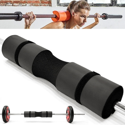 長槓心護肩墊(加厚) 重力肩部護墊舉重護頸墊