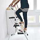 完美主義 簡約三層可折疊樓梯椅/A字梯/家用梯