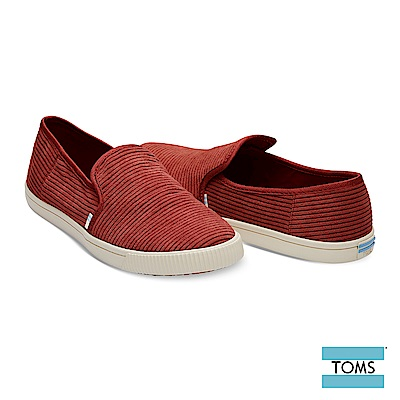 TOMS 復古燈心絨休閒鞋-女款-Topanga系列