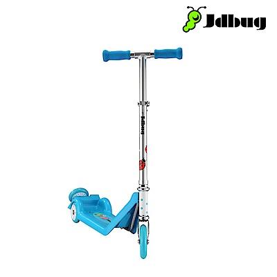 Jdbug 兒童三輪滑板車TC11 藍色