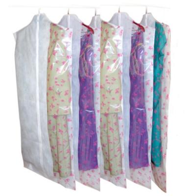 【拉鍊式】衣物防塵套-洋裝專用10包(30件)