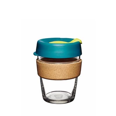 澳洲KeepCup隨身杯 軟木玻璃系列340ml/M-沉靜(快)