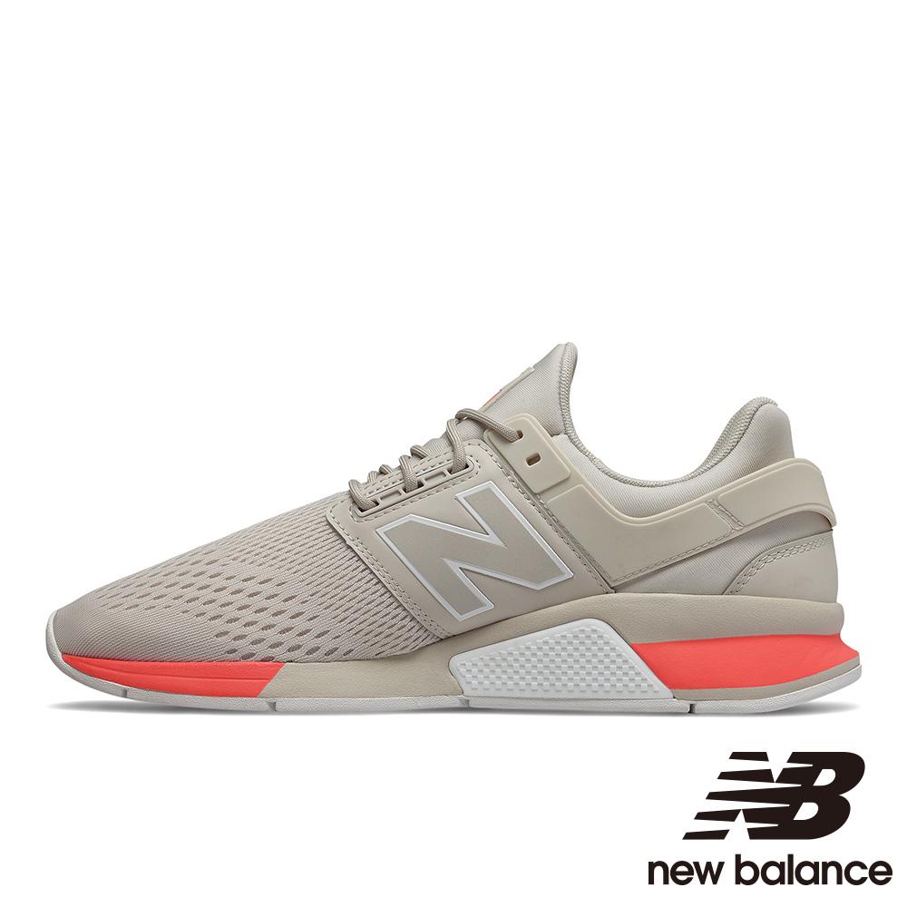 New Balance 復古鞋 MS247TN 中性 米白