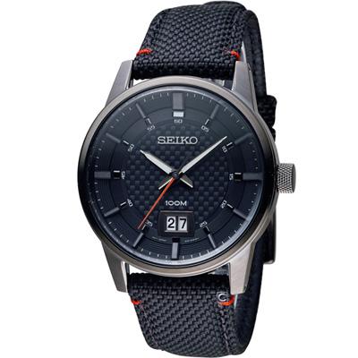 SEIKO 城市菁英時尚腕錶(SUR271P1)41mm