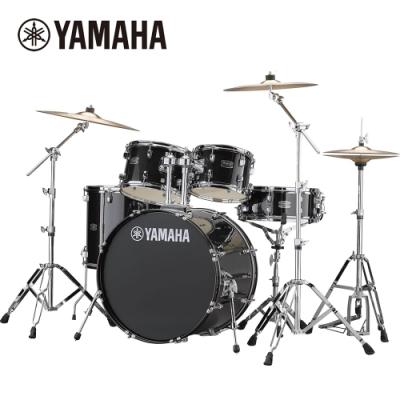 [無卡分期-12期] YAMAHA RYDEEN 傳統爵士鼓組 黑色款