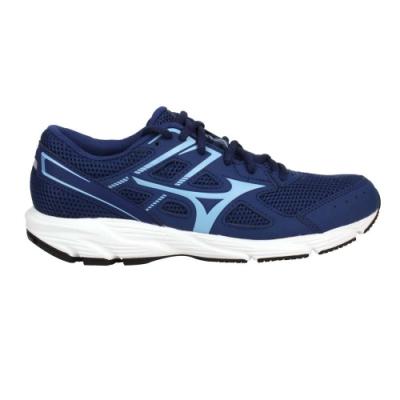 MIZUNO MAXIMIZER 23 女慢跑鞋-WIDE-寬楦 美津濃 K1GA210113 藍水藍