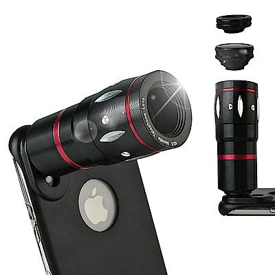 iStyle iPhone X/XS 5.8吋 攝影入門鏡頭組