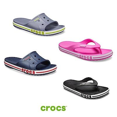 【年中慶限定】 Crocs卡駱馳 貝雅拖鞋均一價$888元(多款任選)