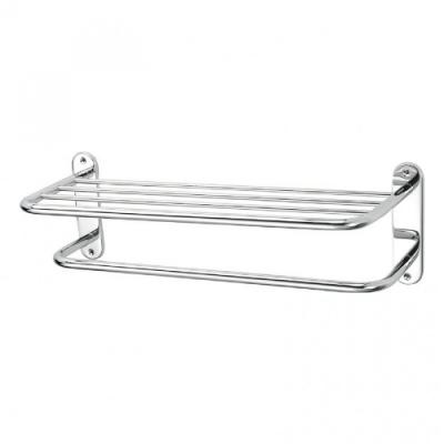 DAY&DAY 不鏽鋼雙層毛巾置物架 (ST2268-2)