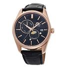 ORIENT 東方錶  日月星辰 鋼帶 機械錶(RA-AK0304B)41.5mm