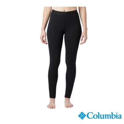 Columbia 哥倫比亞 女款- Omni HEAT鋁點保暖快排內著長褲-黑色 UAL81270BK