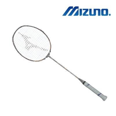 Mizuno VALOUR V8 羽球拍 鐵灰x銀x橘 73MTB90601