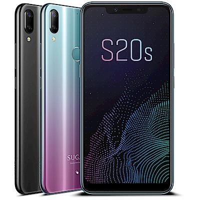 SUGAR S20s (3G/32G) 6.18吋全螢幕 AR趣味萌拍智慧型手機