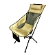 [OWL CAMP]極致輕量高背素面椅.休閒椅月亮椅折疊椅露營椅野營釣魚椅 product thumbnail 1