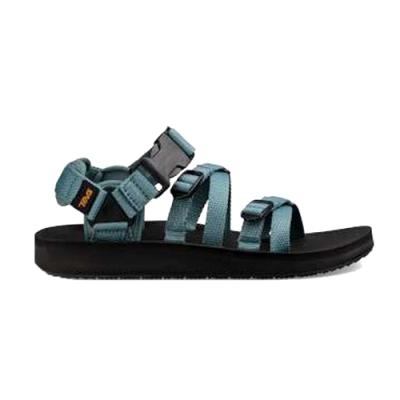 TEVA Alp Premier 經典設計織帶涼鞋 大西洋藍 男