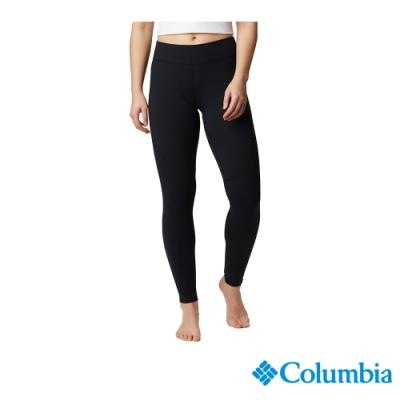 Columbia 哥倫比亞 女款- Omni HEAT3D保暖內著長褲-黑色 UAK27200BK