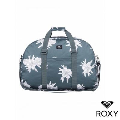 【ROXY】FEEL HAPPY BIG MIX 旅行袋 運動提袋 灰藍