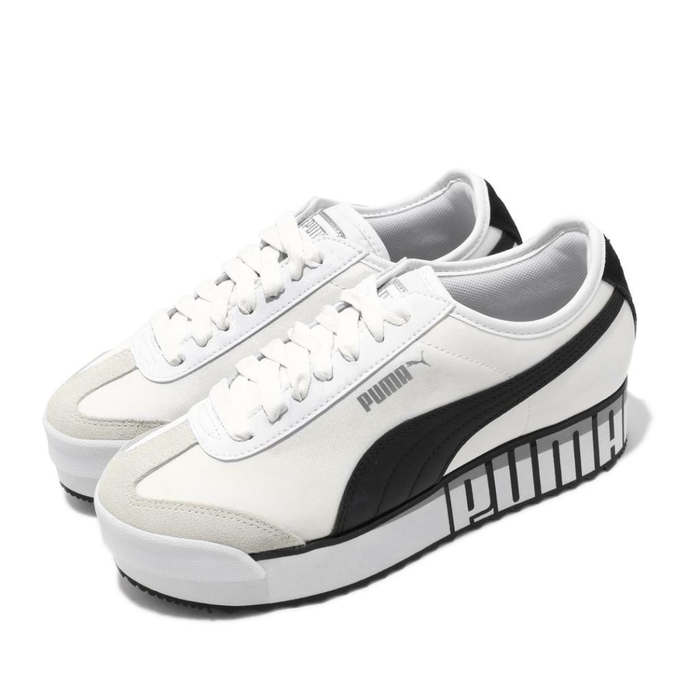 Puma 休閒鞋 Roma Amor Logo 女鞋