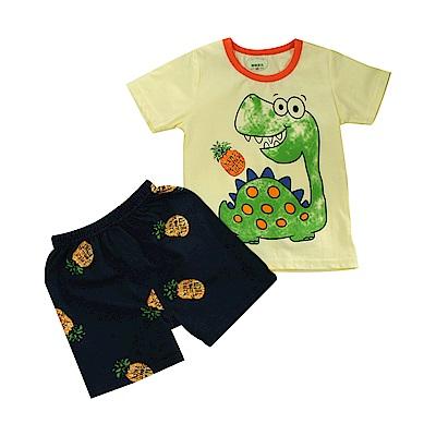 男童短袖清涼套裝 k51204 魔法Baby